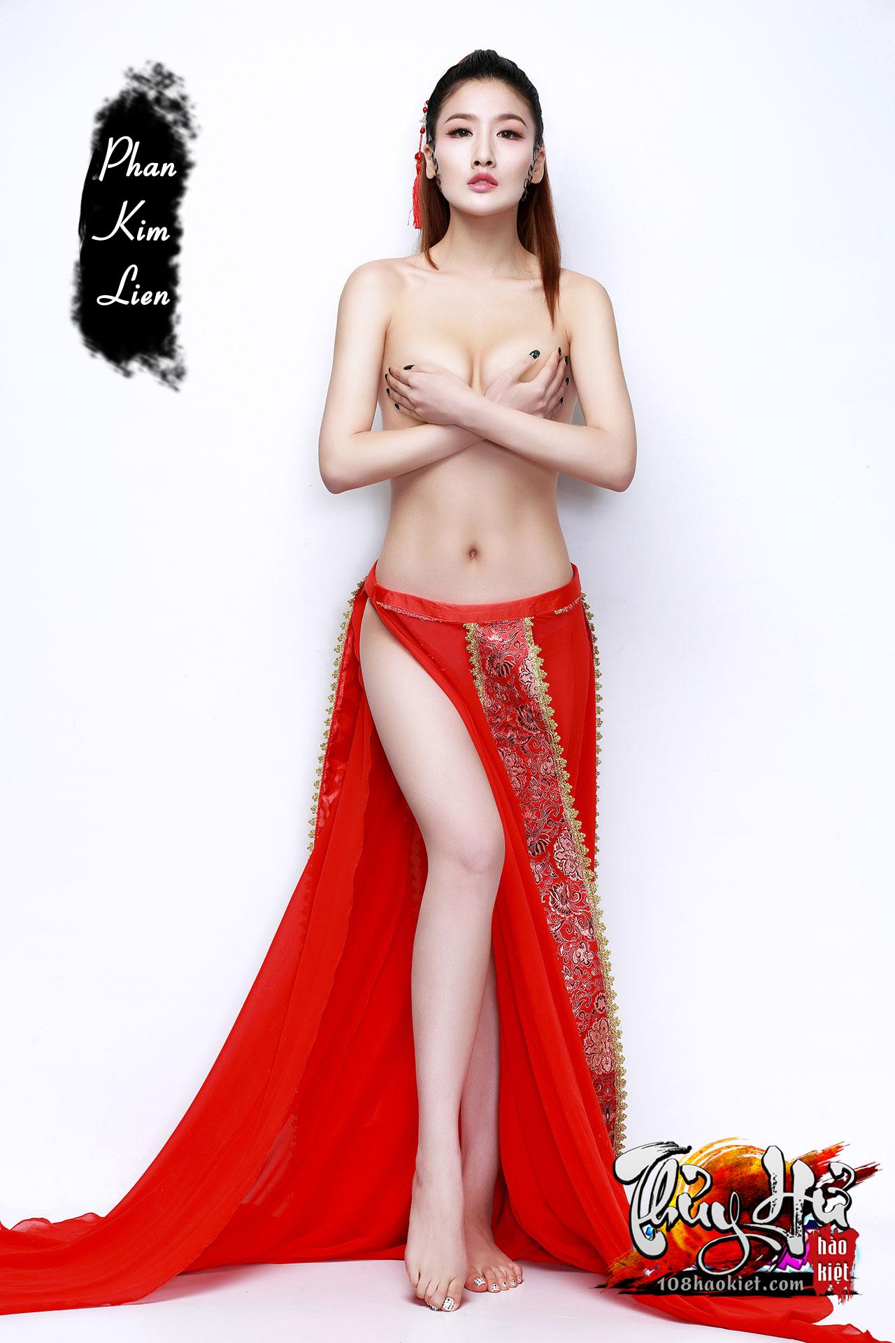 """Ngắm cosplay """"xôi thịt"""" của Thủy Hử Hào Kiệt - Ảnh 6"""