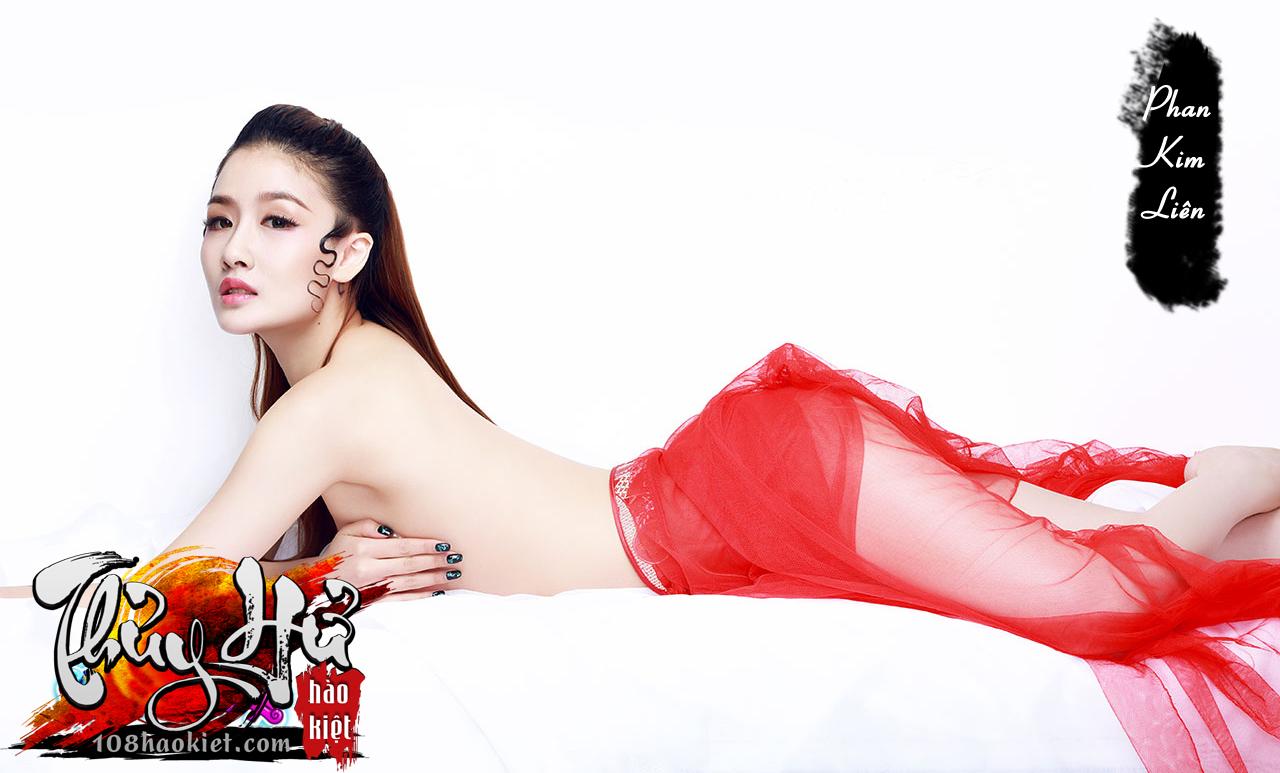 """Ngắm cosplay """"xôi thịt"""" của Thủy Hử Hào Kiệt - Ảnh 9"""