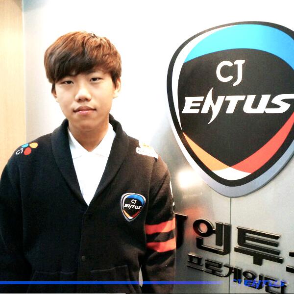 CJ Entus Frost lại có thay đổi về đội hình thi đấu 2