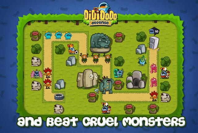 Dididodo Defense gọi vốn thành công trên Kickstarter 6