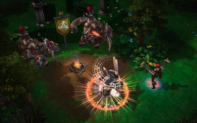 Heroes of the Storm thử nghiệm kỹ thuật tại Mỹ 4