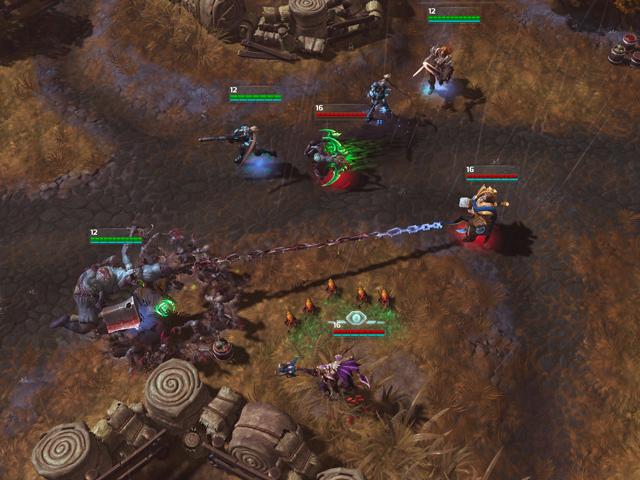 Heroes of the Storm thử nghiệm kỹ thuật tại Mỹ 5