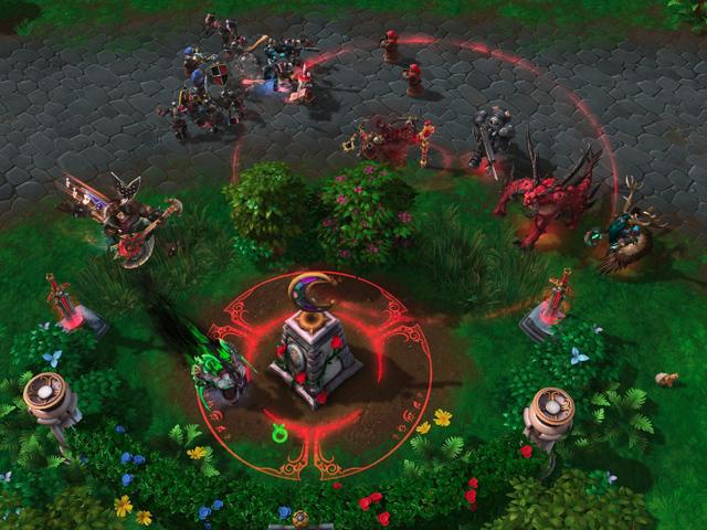Heroes of the Storm thử nghiệm kỹ thuật tại Mỹ 7