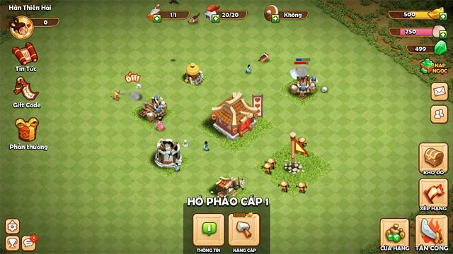 FPT Online trình làng game mới Giang Sơn Mỹ Nhân 4