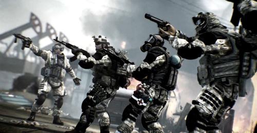 Một số gợi ý về đội hình thi đấu PvE trong Warface 1