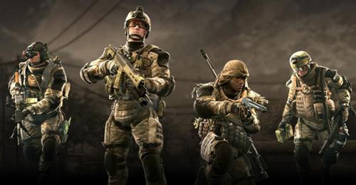 Một số gợi ý về đội hình thi đấu PvE trong Warface 3