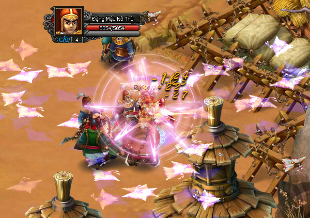 Tân Tam Quốc: GameLandVN tặng giftcode Trương Phi 1