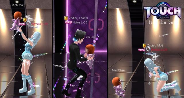 Người chơi Touch có thể làm bà mẹ đơn thân 2