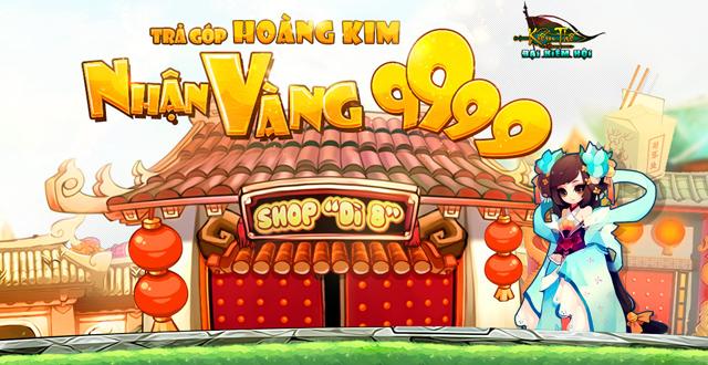 Kiếm Thế trình làng bản cập tháng Ba Hoàng Kim Giáp 3