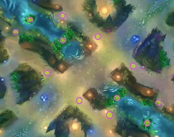 LMHT: Kiểm soát bản đồ với nấm của Teemo 3