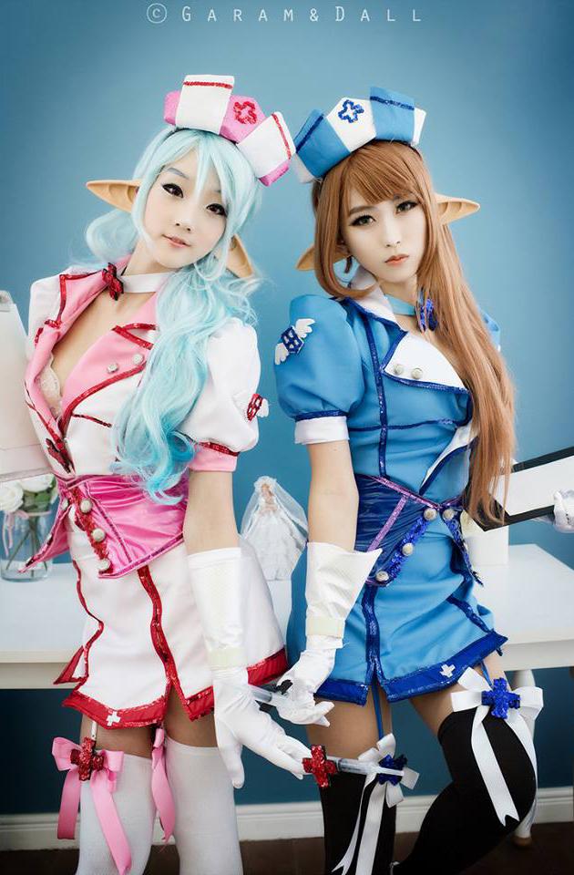 Jdoll và Miyuko quyến rũ với cosplay Chaos Online - Ảnh 28