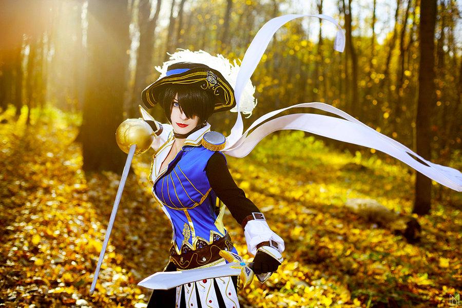 Ngắm KandaDream quyến rũ với cosplay Fiora - Ảnh 2