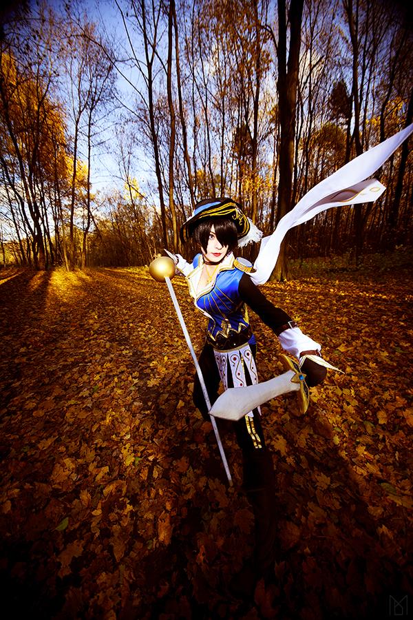 Ngắm KandaDream quyến rũ với cosplay Fiora - Ảnh 3