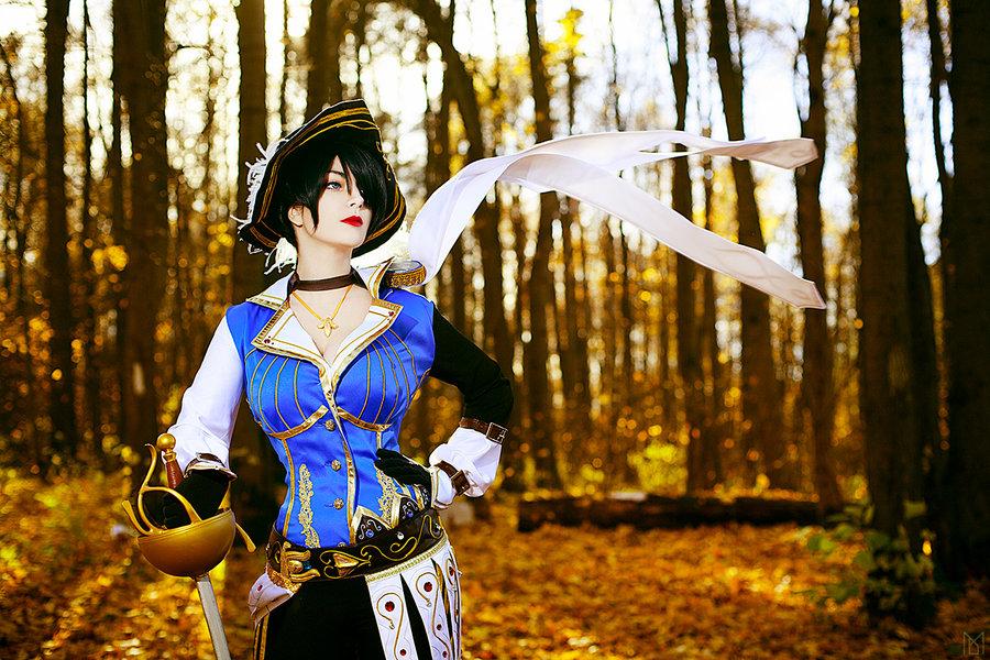 Ngắm KandaDream quyến rũ với cosplay Fiora - Ảnh 5