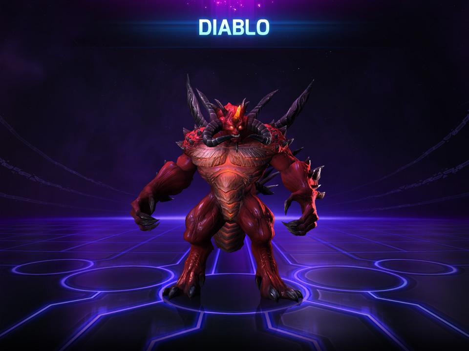 Blizzard giới thiệu tướng trong Heroes of the Storm - Ảnh 3