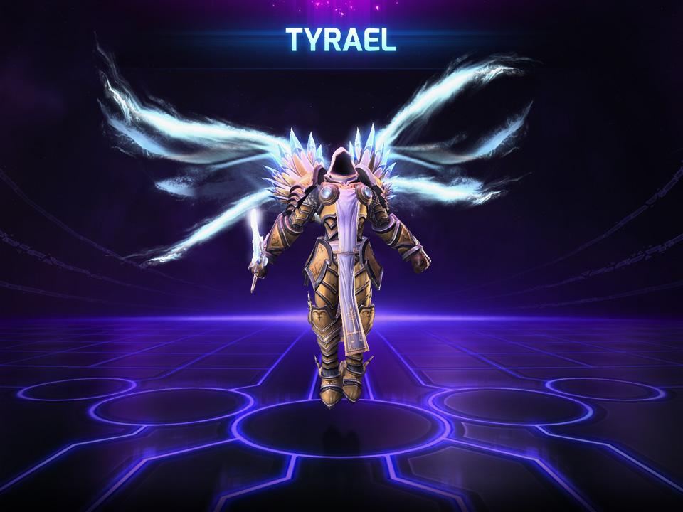 Blizzard giới thiệu tướng trong Heroes of the Storm - Ảnh 5