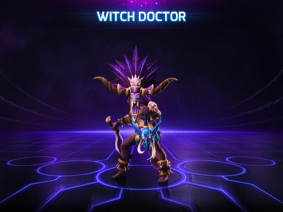Blizzard giới thiệu tướng trong Heroes of the Storm - Ảnh 6