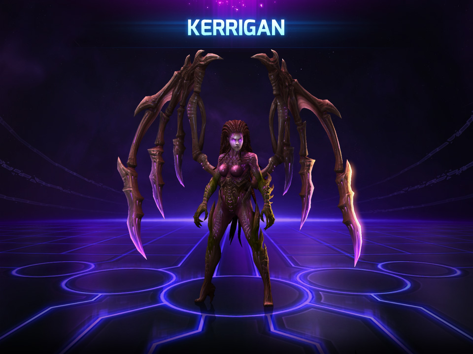 Blizzard giới thiệu tướng trong Heroes of the Storm - Ảnh 9