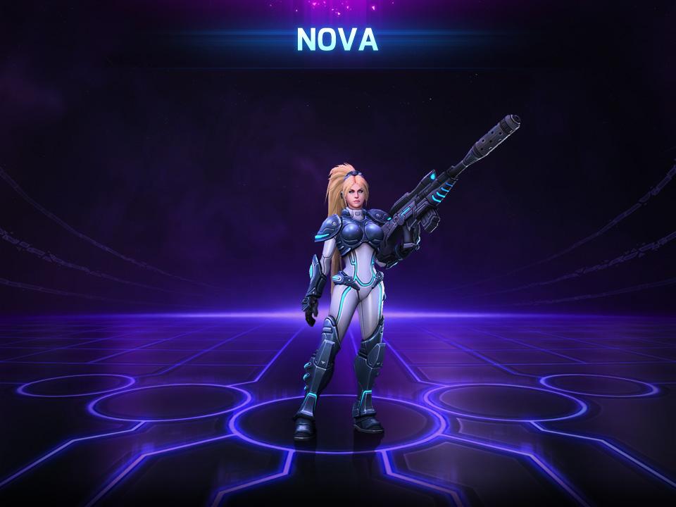 Blizzard giới thiệu tướng trong Heroes of the Storm - Ảnh 10
