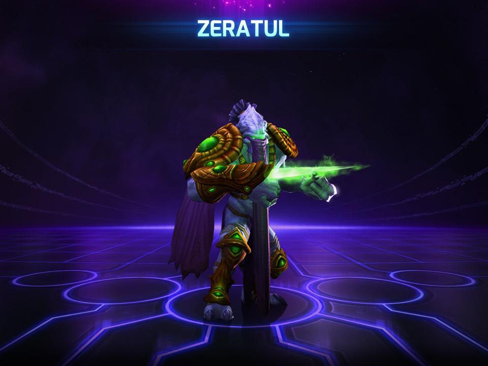Blizzard giới thiệu tướng trong Heroes of the Storm - Ảnh 13