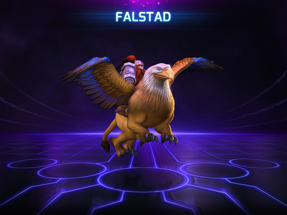 Blizzard giới thiệu tướng trong Heroes of the Storm - Ảnh 16
