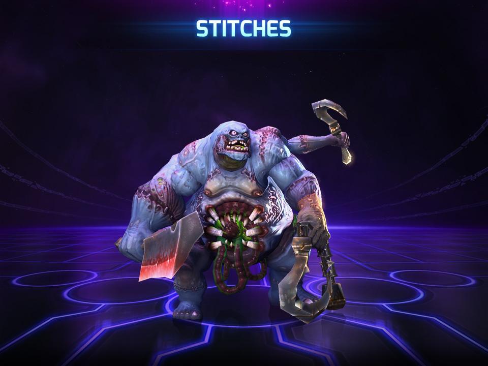 Blizzard giới thiệu tướng trong Heroes of the Storm - Ảnh 18