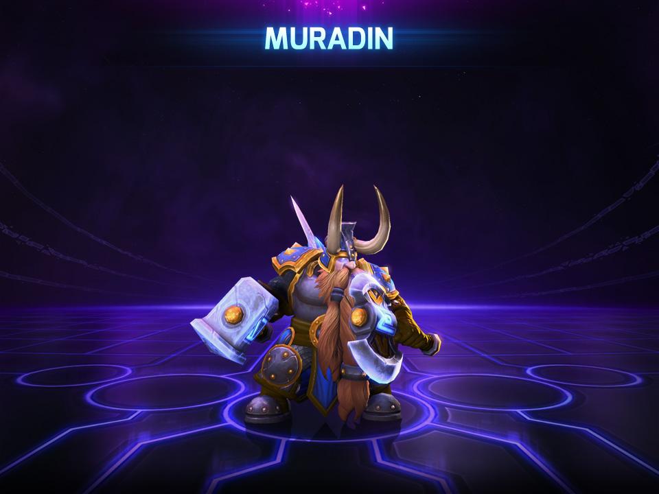 Blizzard giới thiệu tướng trong Heroes of the Storm - Ảnh 20