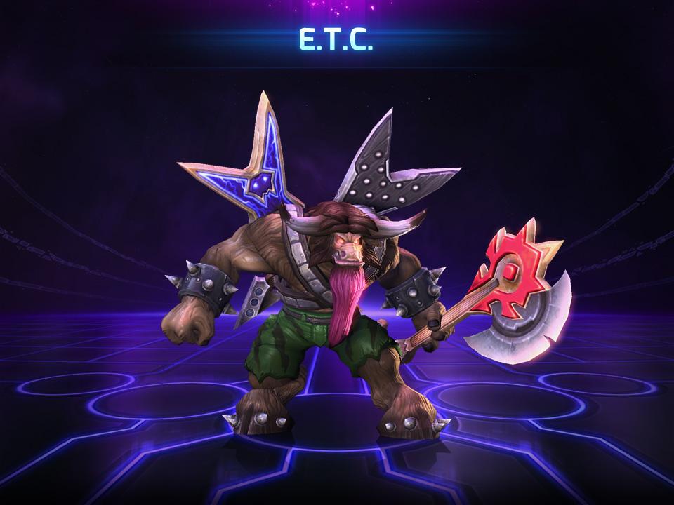 Blizzard giới thiệu tướng trong Heroes of the Storm - Ảnh 21