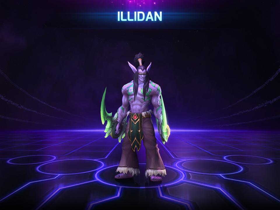 Blizzard giới thiệu tướng trong Heroes of the Storm - Ảnh 23