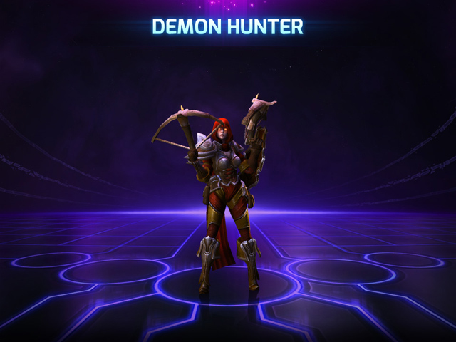 Blizzard giới thiệu tướng trong Heroes of the Storm 4