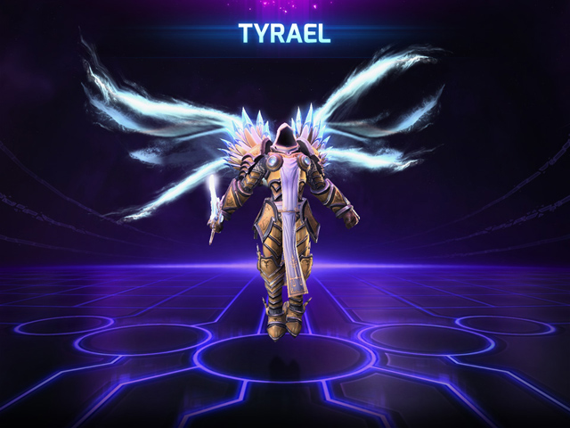 Blizzard giới thiệu tướng trong Heroes of the Storm 5