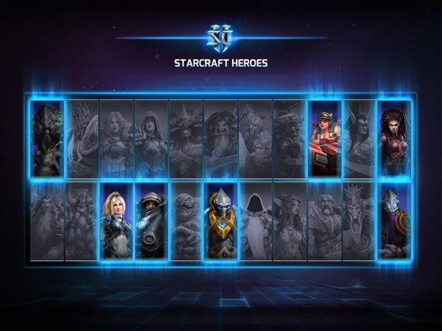 Blizzard giới thiệu tướng trong Heroes of the Storm 7