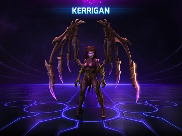 Blizzard giới thiệu tướng trong Heroes of the Storm 10