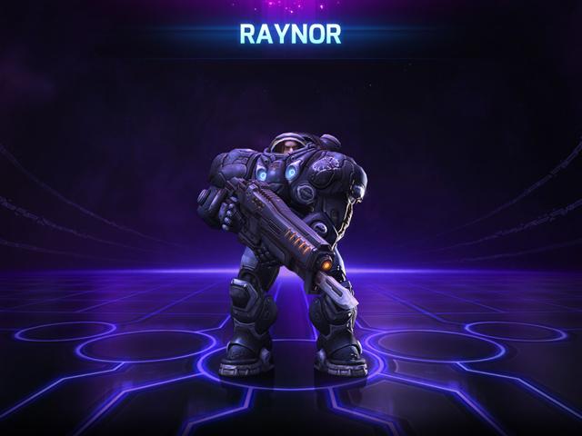Blizzard giới thiệu tướng trong Heroes of the Storm 12