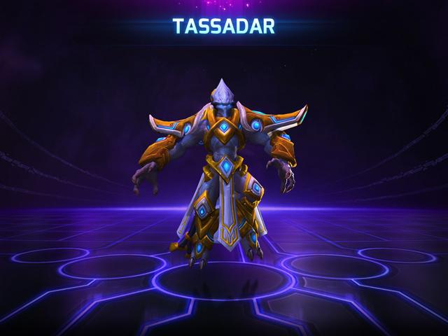 Blizzard giới thiệu tướng trong Heroes of the Storm 13