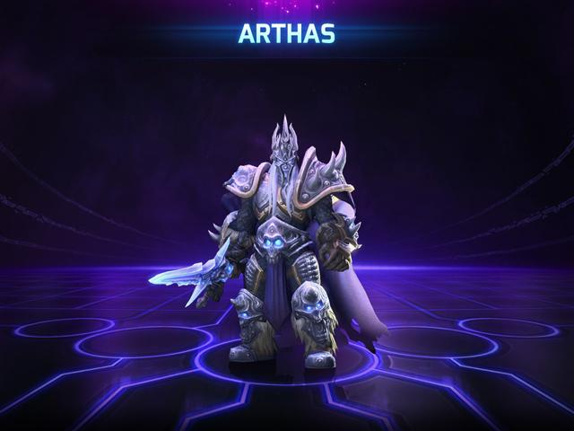 Blizzard giới thiệu tướng trong Heroes of the Storm 16