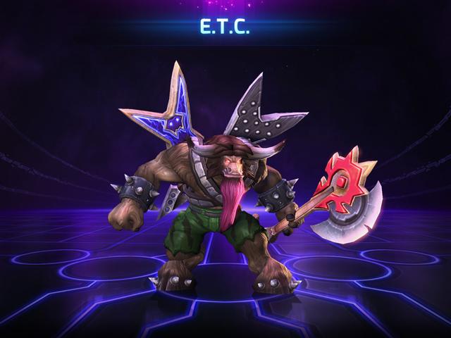Blizzard giới thiệu tướng trong Heroes of the Storm 17