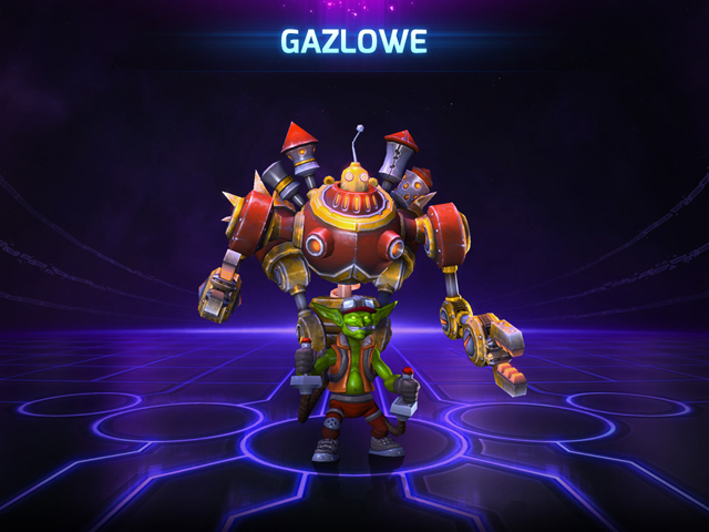 Blizzard giới thiệu tướng trong Heroes of the Storm 20