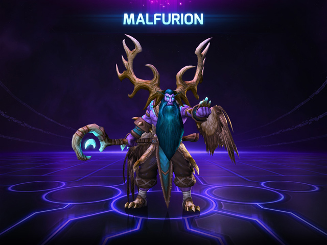 Blizzard giới thiệu tướng trong Heroes of the Storm 22