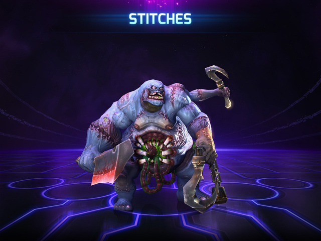 Blizzard giới thiệu tướng trong Heroes of the Storm 23