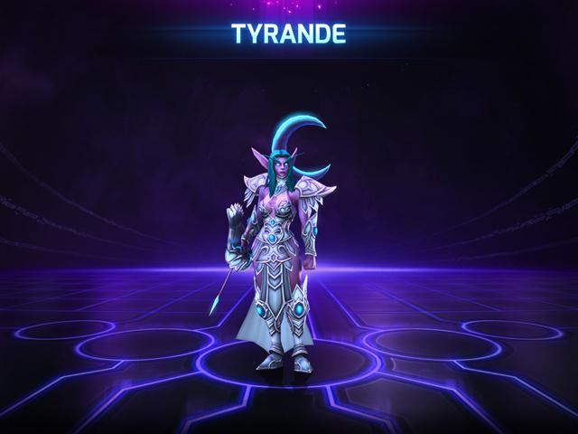Blizzard giới thiệu tướng trong Heroes of the Storm 25