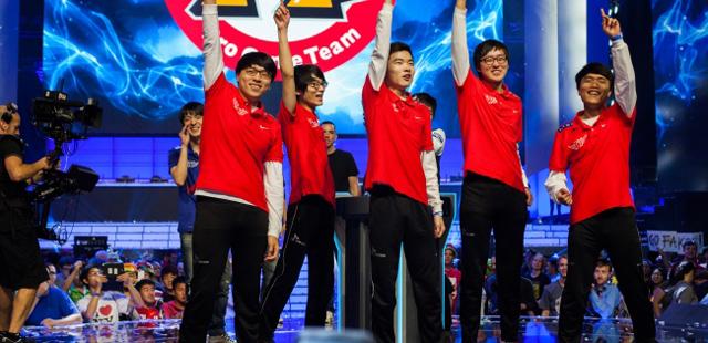 HOT6iX Champions Spring 2014: Đánh giá bảng A 2
