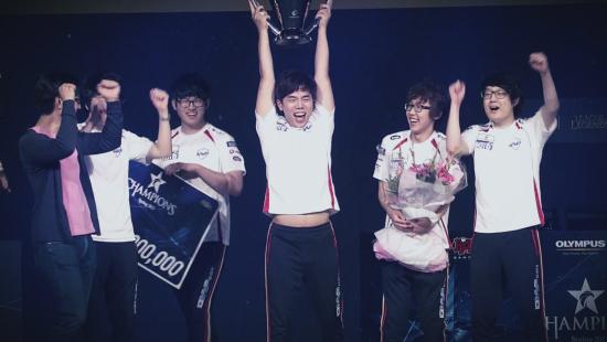 HOT6iX Champions Spring 2014: Đánh giá bảng B 1