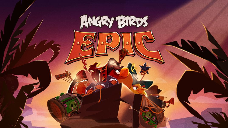 Angry Birds mới là một trò chơi nhập vai 2