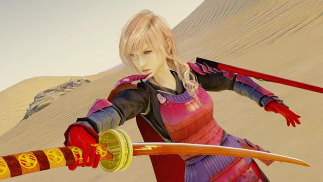 Lightning Returns: Final Fantasy XIII có trang phục mới 2