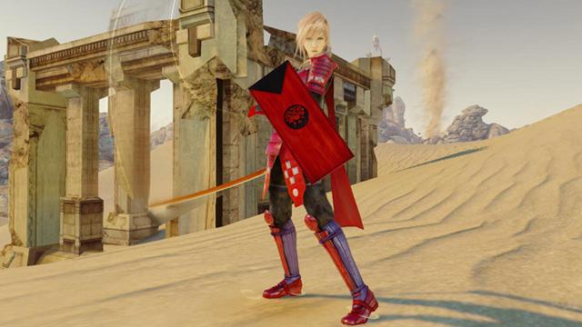 Lightning Returns: Final Fantasy XIII có trang phục mới 3