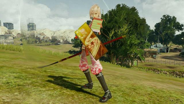 Lightning Returns: Final Fantasy XIII có trang phục mới 7