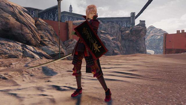 Lightning Returns: Final Fantasy XIII có trang phục mới 9
