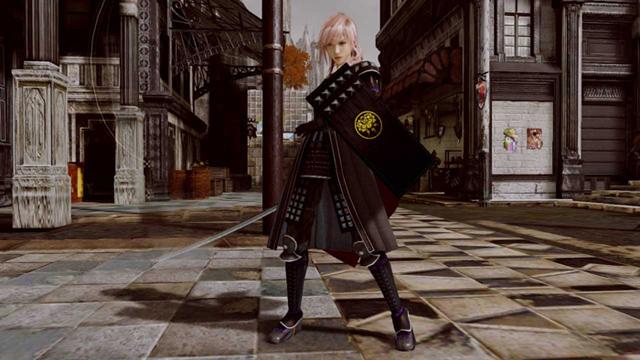 Lightning Returns: Final Fantasy XIII có trang phục mới 11