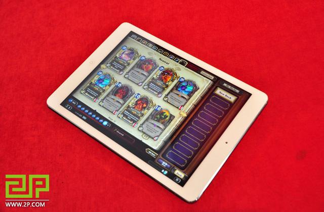 Blizzard giới thiệu Hearthstone phiên bản dành cho iPad 2